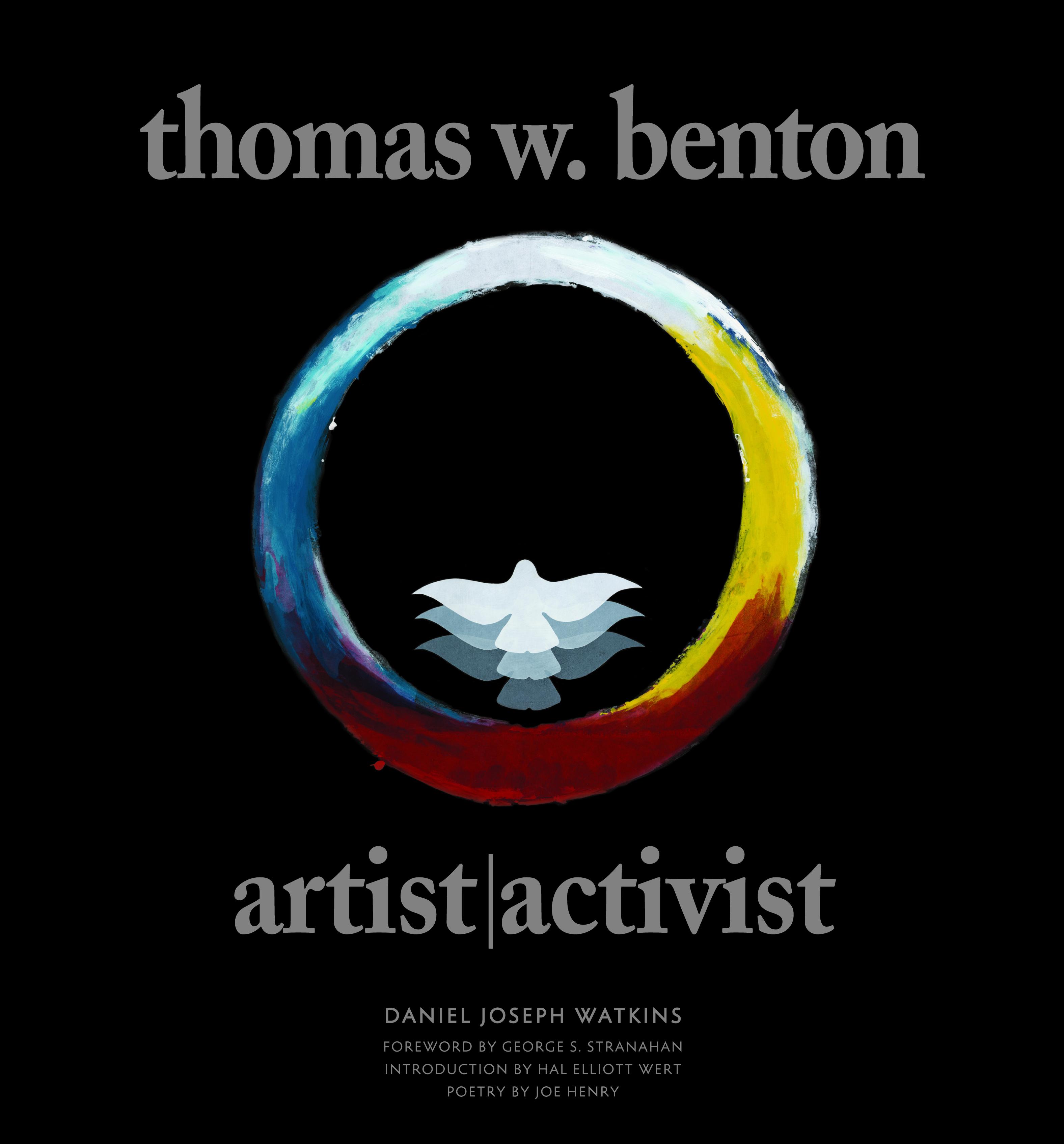 Review Thomas W Benton Artistactivist Totally Gonzo The