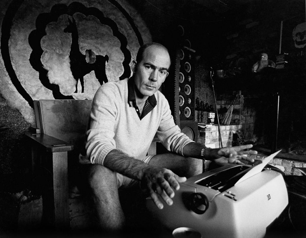 hunter s thompson essay