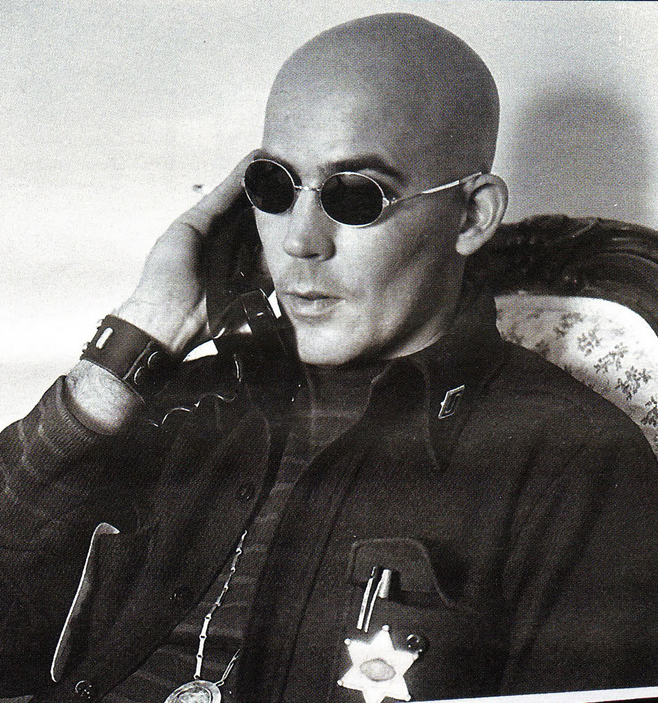 totally gonzo the hunter s thompson and gonzo journalism hst forsheriff2